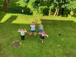 Darbas su vaikais ir jaunimu